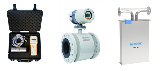 new products flowmeters